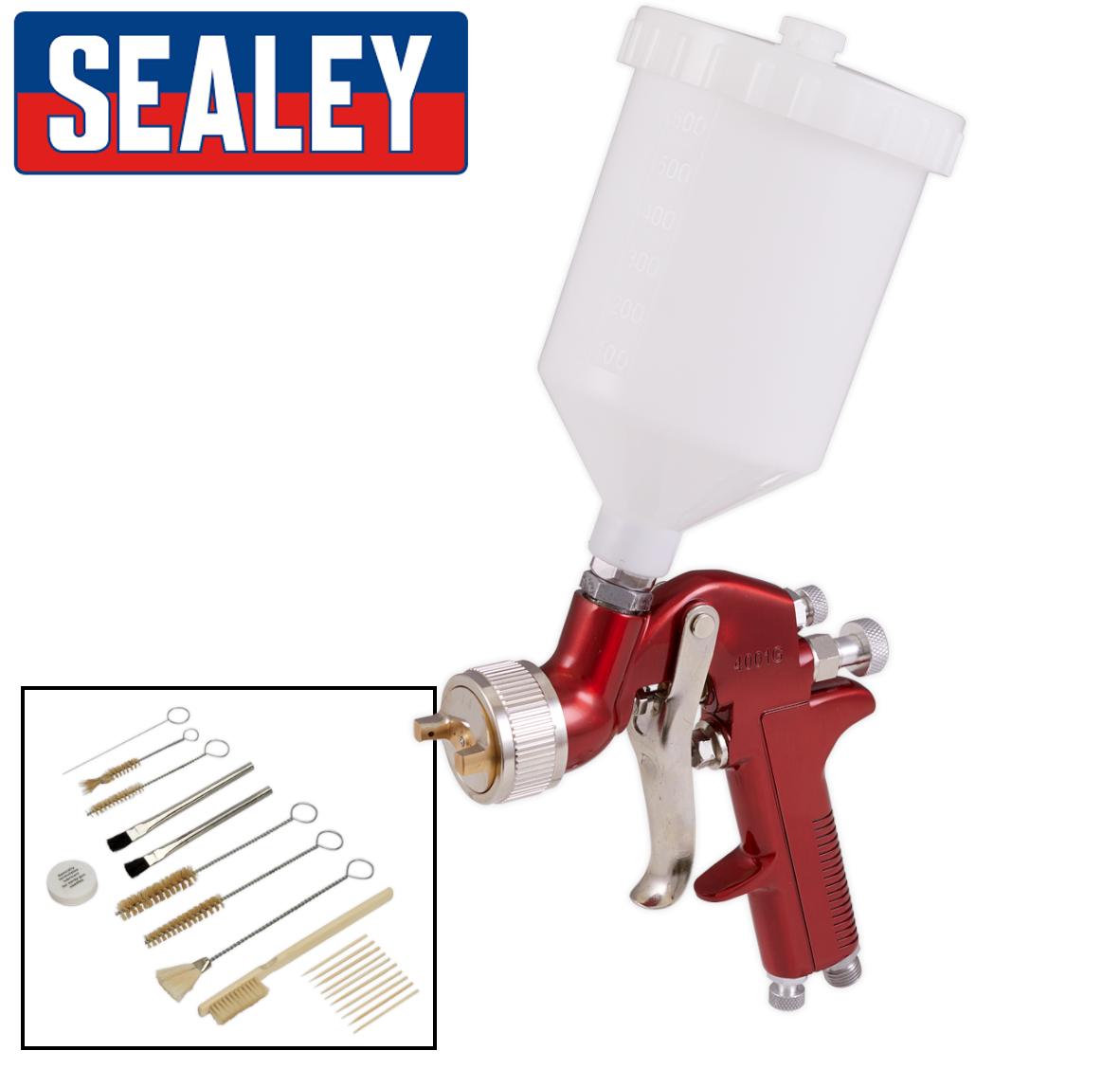 Sealey SG1.4G Pistolet de pulv/érisation pour Alimentation par gravit/é 1,4 mm