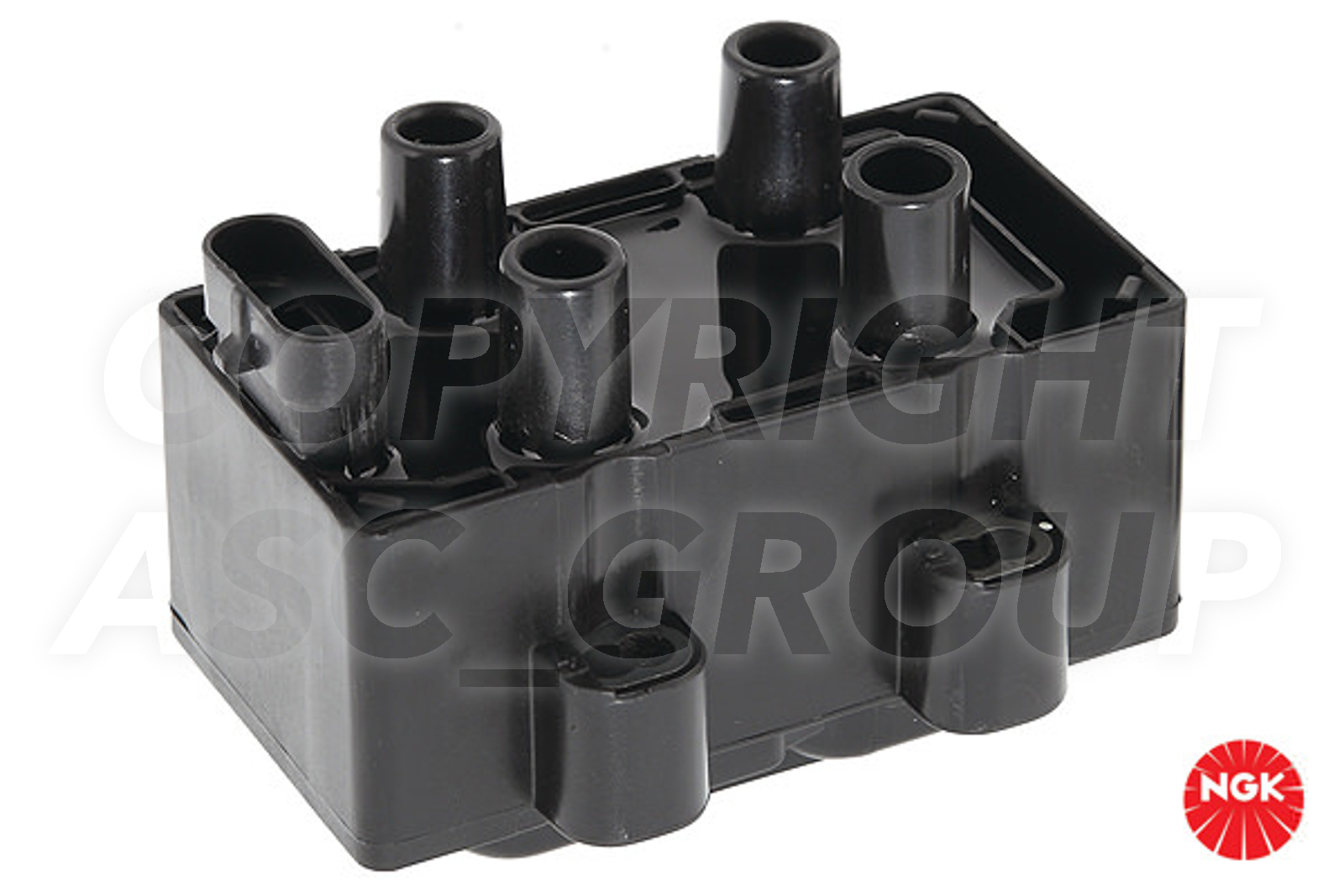 new ngk ignition coil for renault clio mk 3 1 2 turbo tce 100 hatchback 2007 09 ebay. Black Bedroom Furniture Sets. Home Design Ideas
