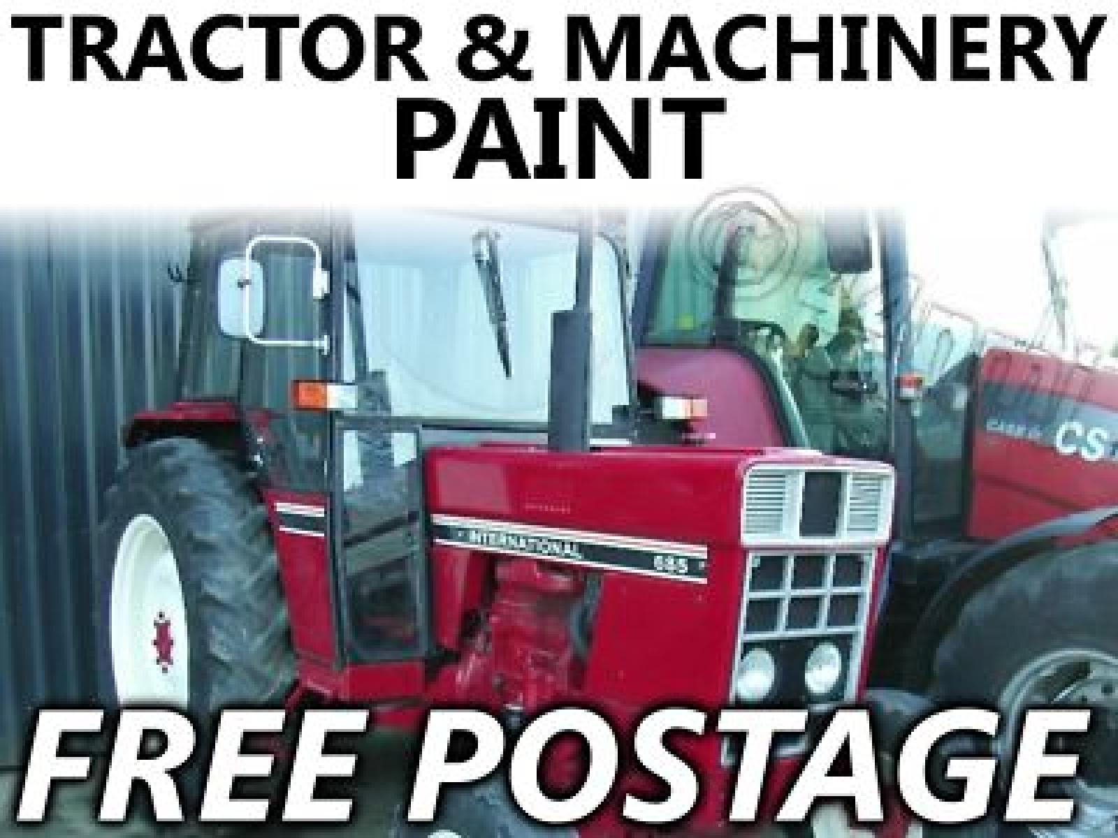 Details about Tractor Agri Enamel Paint International Harvester Red