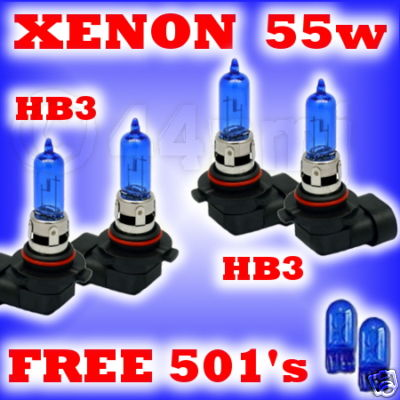 H7 12000K XENON CANBUS HID KIT TO FIT VW Crafter MODELS