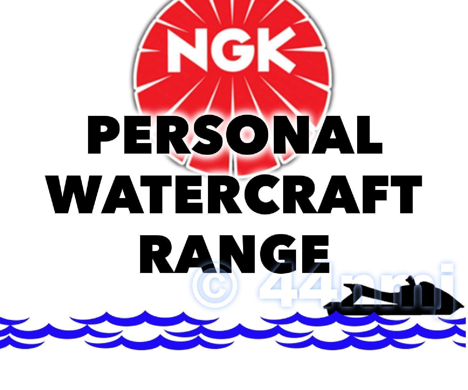 NGK SPARK PLUG For PWC JET SKI BOMBARDIER 951cc XP Limited 98-/>