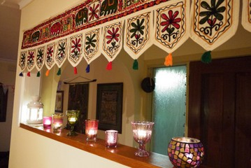 New Torans and Valances at Eyes of India