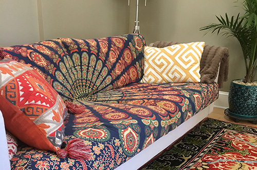 Different Ways to Use Your Boho Tapestry