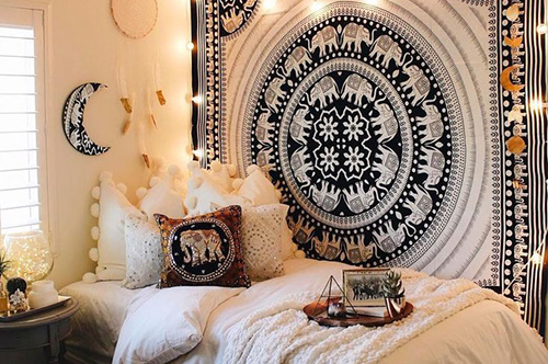 Boho Bedding: Types, Uses & Favourites