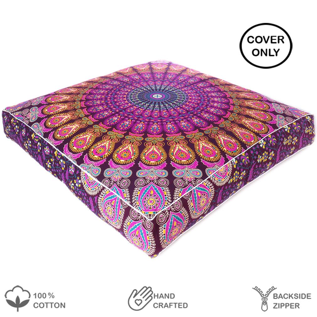 35 Large Oversized Mandala Square