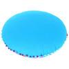 "Blue Decorative Round Floor Pillow Cushion Cover Seating Meditation Throw Indian Bohemian Boho - 24"" 8"