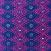 "Purple Pink Blue Stripes Boho Kilim Dhurrie Colorful Sofa Throw Couch Pillow Cushion Cover - 16, 24"" 2"