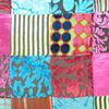 "Colorful Velvet Decorative Throw Bohemian Boho Sofa Couch Pillow Cushion Cover - 16, 20"", 24"" 2"