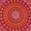 "Roundie Beach Picnic Spread Mandala Hippie Tapestry Throw Boho Wall Hanging - 72"" 5"