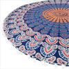 "Mandala Hippie Boho Round Floor Meditation Pillow Cushion Seating Dog Bed Bohemian Throw Cover - 32"" 5"
