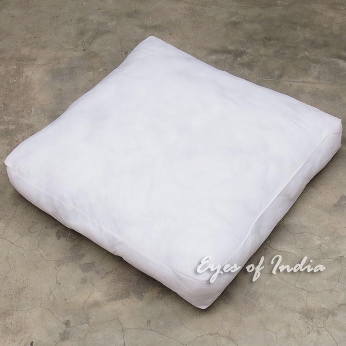 Square Insert Filler Filling Stuffing For Cushion Pillow Floor Simple Square Floor Pillow Insert