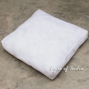 Eyes of India Square Insert Filler Filling Stuffing for Cushion Pillow Floor Pillow - 35""