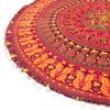 "Mandala Floor Pillow Meditation Cushion Seating Throw Cover - 32"" 4"