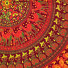 "Mandala Floor Pillow Meditation Cushion Seating Throw Cover - 32"" 5"