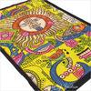 Single Twin Yellow Indian Tribal Mandala Tapestry Bedspread Beach Dorm Bohemian Boho 3