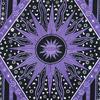 Single Twin Purple Hippie Indian Mandala Sun And Moon Tapestry Wall Hanging Picnic Bohemian Boho 3