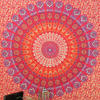Red Elephant Mandala Tapestry Bedspread Beach Blanket Dorm Bohemian Boho Small/Large, Twin/Queen 4