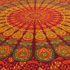 Burgundy Red Elephant Mandala Tapestry Hanging Picnic Bohemian Boho Small/Large, Twin/Queen 5