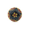 Flat Colorful Decorative Shabby Chic Ceramic Cabinet Cupboard Door Dresser Knobs