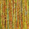 Yellow Colorful Decorative Woven Chindi Bohemian Boho Rag Rug - 3 X 5 ft 4