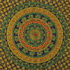 Small Twin   Elephant Indian Mandala Tapestry Bedspread Beach 5