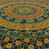 Small Twin   Elephant Indian Mandala Tapestry Bedspread Beach 4