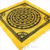 Colorful Hippie Mandala Boho Elephant Tapestry Bedspread Wall Hanging - Large/Queen 3