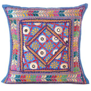 Colorful Decorative Sofa Throw Cushion Couch Pillow Cover Case Bohemian Accent I