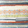 "20"" Blue Orange Colorful Decorative Boho Fringe Tassel Pillow Sofa Cushion Cover 3"