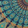 Mandala Bohemian Tapestry Hippie Wall Hanging Boho Bedspread - Small/Twin 5