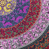 Multicolored Boho Mandala Hippie Tapestry Bohemian Indian Bedspread - Large/Queen 6