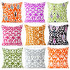 "Kantha Colorful Decorative Bohemian Boho Pillow Couch Sofa Cushion Throw Cover - 16"" 1"