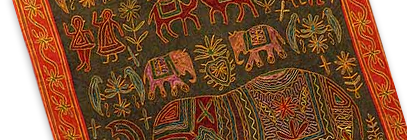 Elephant Tapestries