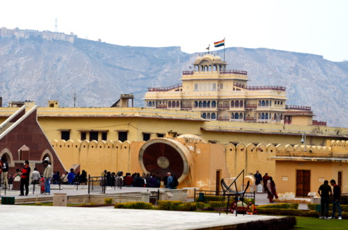 The Observatory of Jaipur and Indian Astrology
