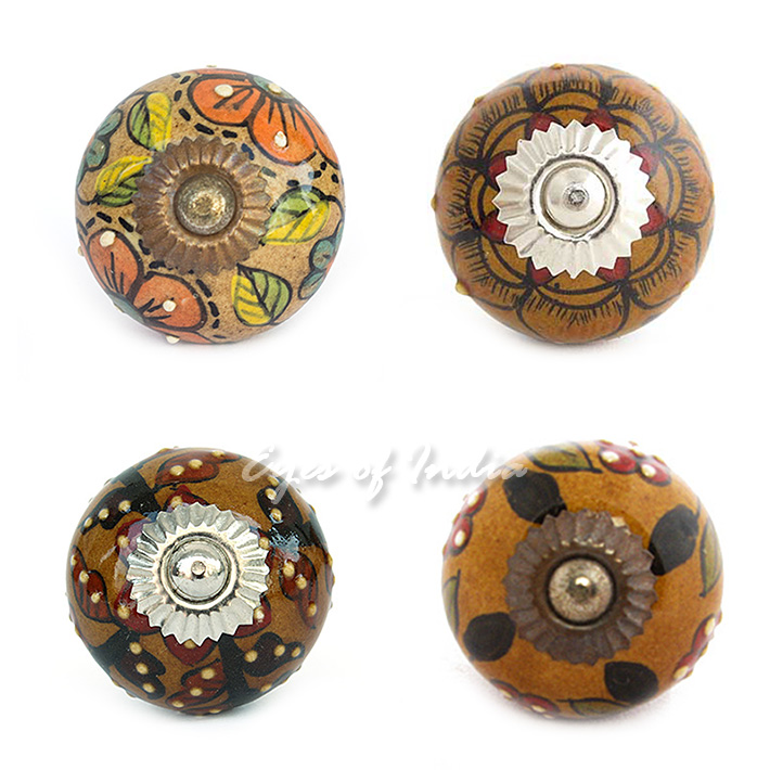 Ceramic Dresser Door Cabinet Cupboard Decorative Shabby Chic Knobs Pulls
