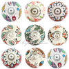 Ceramic Cabinet Dresser Door Cupboard Decorative Shabby Chic Knobs Pulls 1