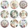 Ceramic Cabinet Dresser Door Cupboard Decorative Shabby Chic Knobs Pulls 1