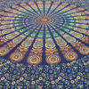 Bohemian Mandala Tapestry Wall Hanging Boho Hippie Bedspread - Queen/Double 2