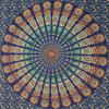 Bohemian Mandala Tapestry Wall Hanging Boho Hippie Bedspread - Queen/Double 4