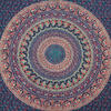 Hippie Mandala Elephant Tapestry Bohemian Bedspread Boho Wall Hanging - Large/Queen 5
