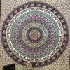 Mandala Hippie Elephant Bohemian Tapestry Wall Hanging Boho Bedspread - Queen/Double 2