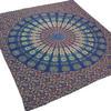 Bohemian Mandala Tapestry Wall Hanging Boho Hippie Bedspread - Queen/Double 1