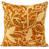Colorful Kantha Decorative Sofa Throw Pillow Bohemian Boho Couch Cushion Cover - 18""