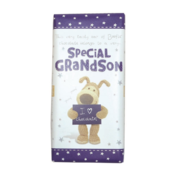 Boofle Special Grandson Bar Chocolate Gift