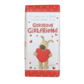 Boofle Gorgeous Girlfriend Bar Chocolate Gift