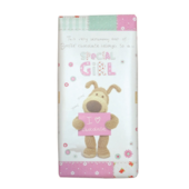 Boofle Special Girl Bar Chocolate Gift