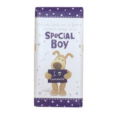 Boofle Special Boy Bar Chocolate Gift