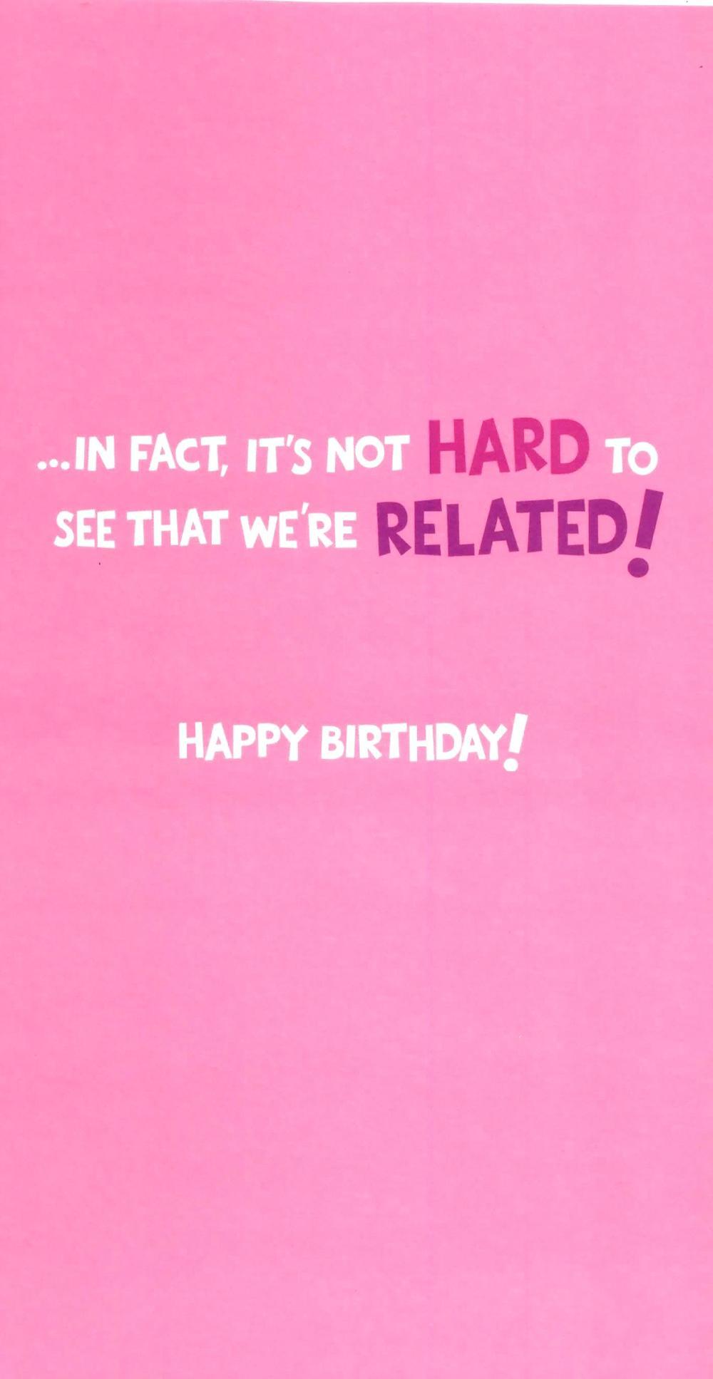 Groovy Cute Funny Niece Birthday Greeting Card Cards Love Kates Funny Birthday Cards Online Chimdamsfinfo