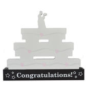 Wedding Cake Signature Block Pen Included