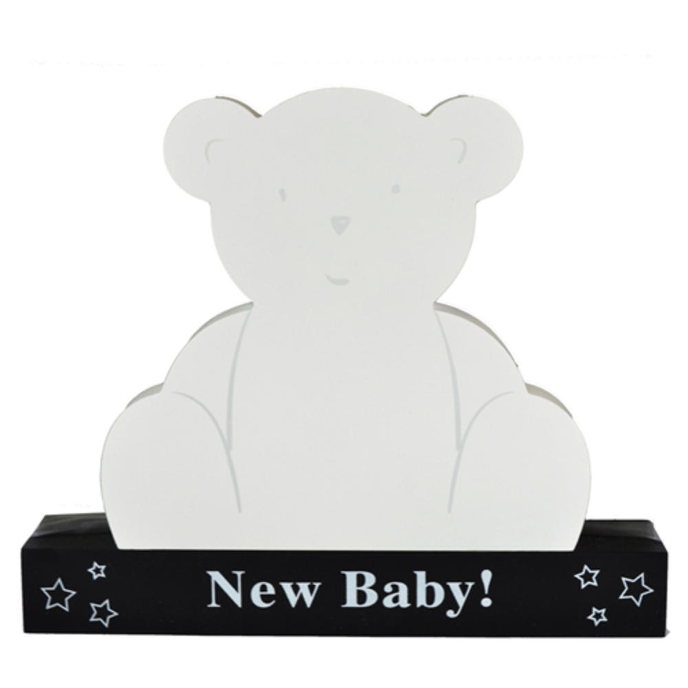 New Baby Signature Block Pen Included